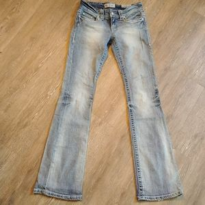 Daytrip Jeans - Daytrip Aquarius flare 26/33.5
